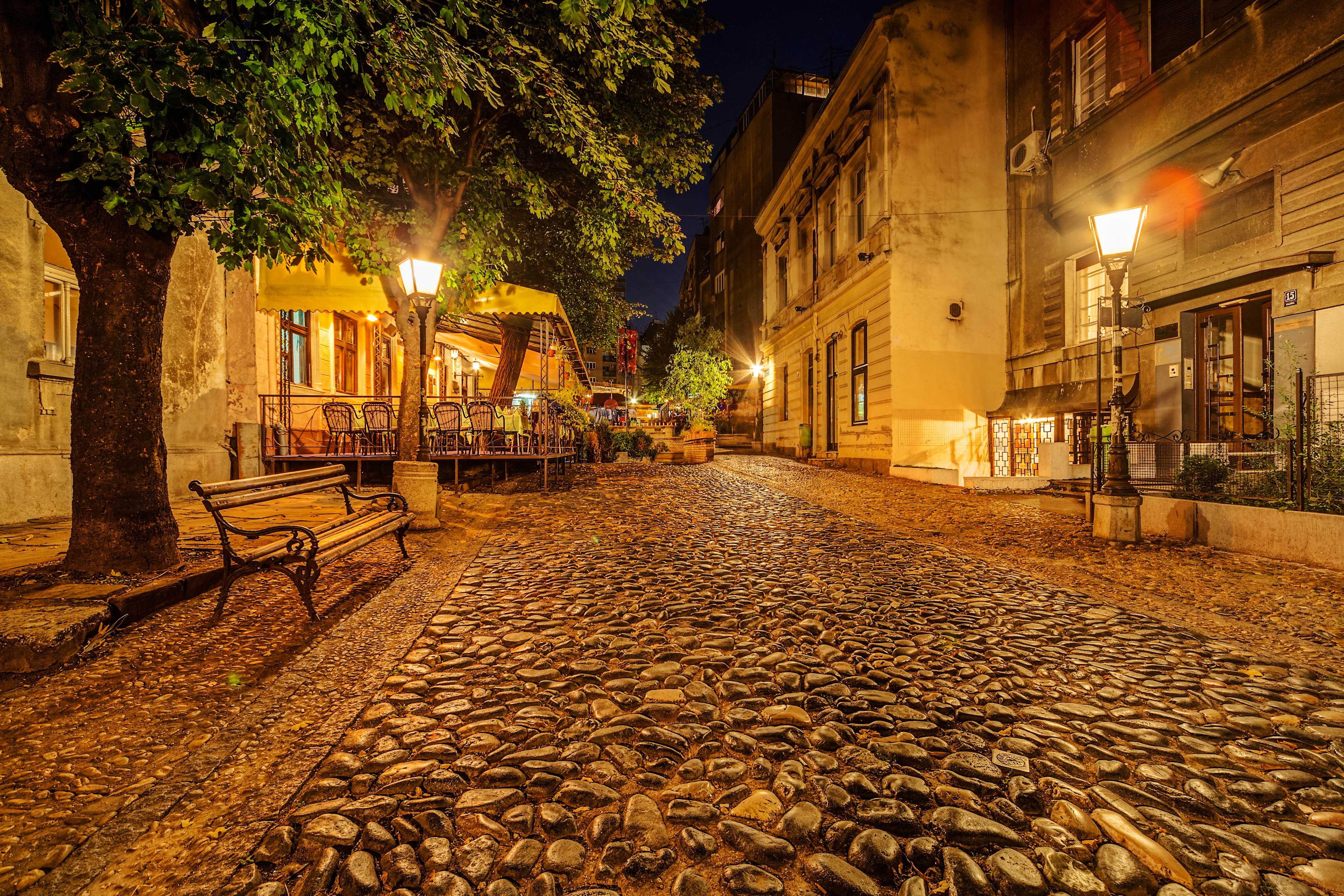 Belgrad Tipps Skadarlija