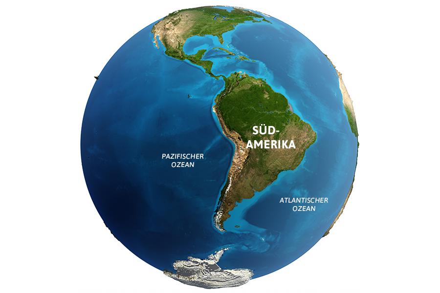 Beste Reisezeit Südamerika