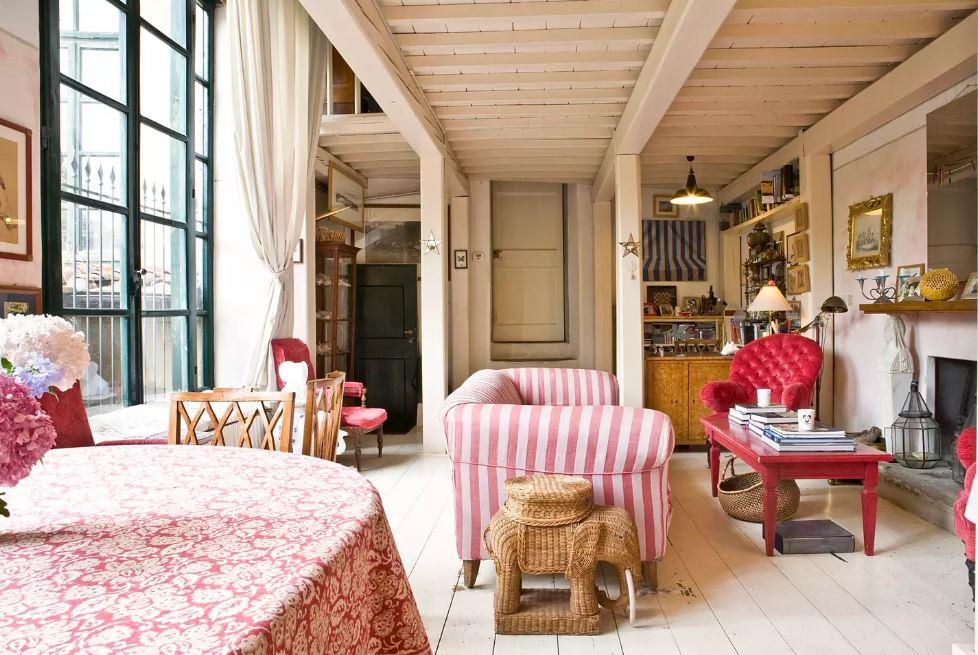 Dieses hübsche Apartment verfügt über einen eigenen Garten und befindet sich in der Altstadt von Florenz.