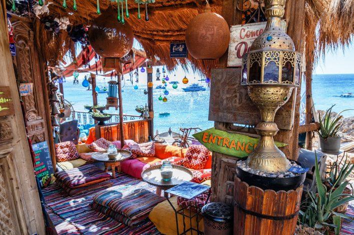 Sharm el sheikh Strand Café