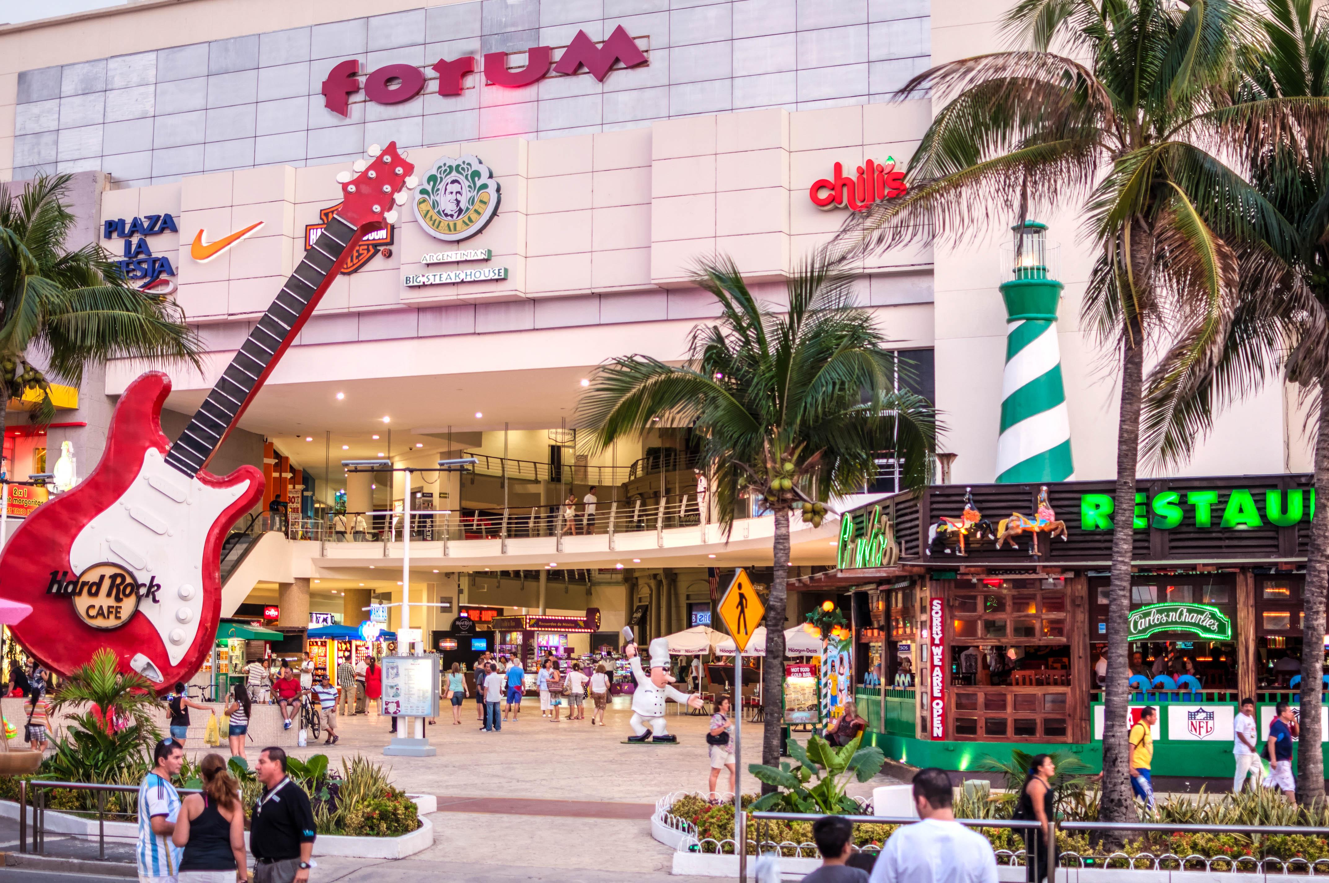 Das Forum in Cancún, Cancun Tipps