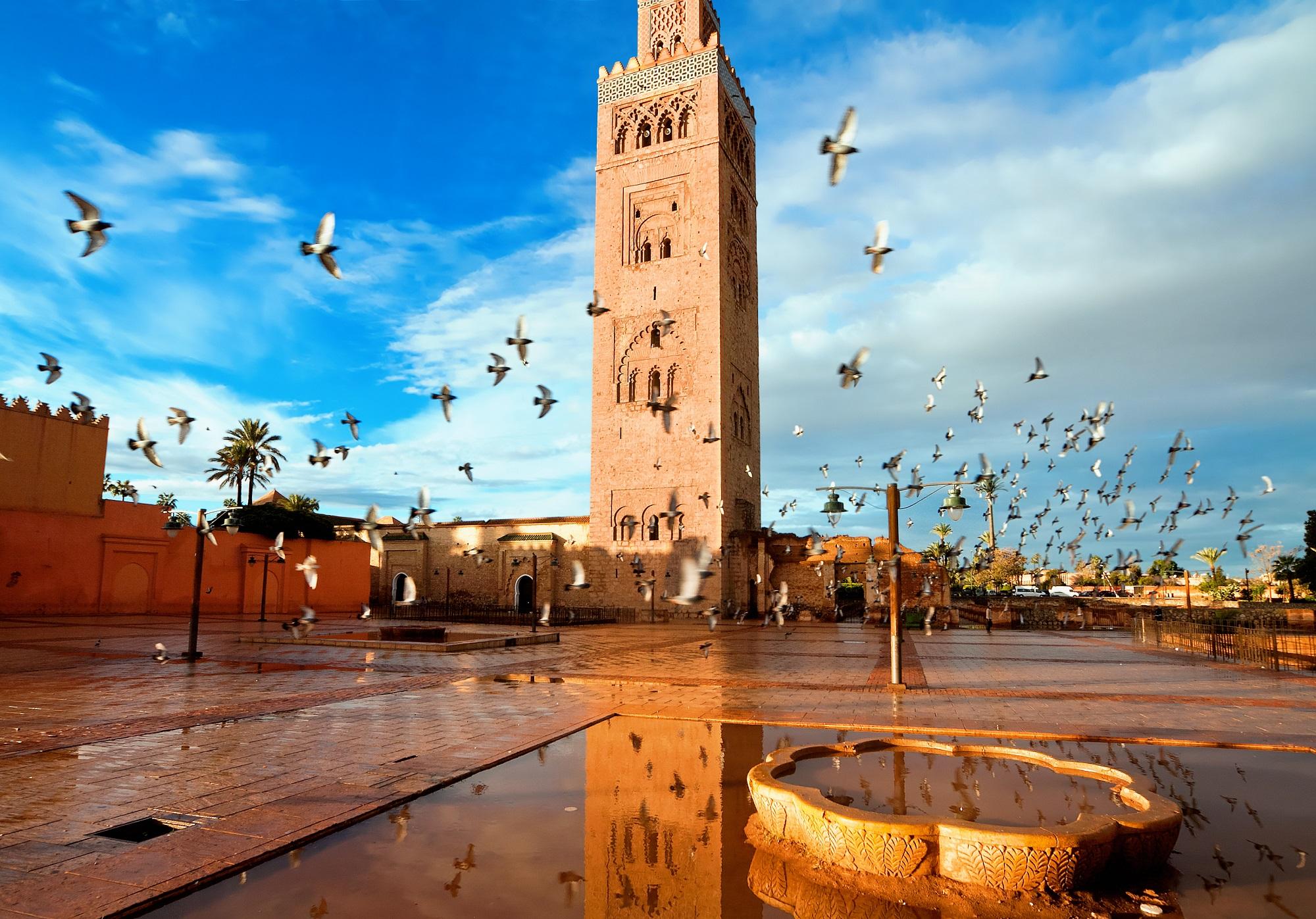 Marrakech, Sehenswürdigkeiten in Marokko