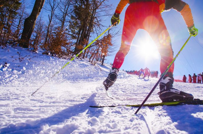 Nordic-ski-skier-on-the-track-in-winter-sport-active-photo-with-space-for-your-montage-Illustration-picture-for-winter-olympic-game-in-pyeongchang-2018-shutterstock_567917746