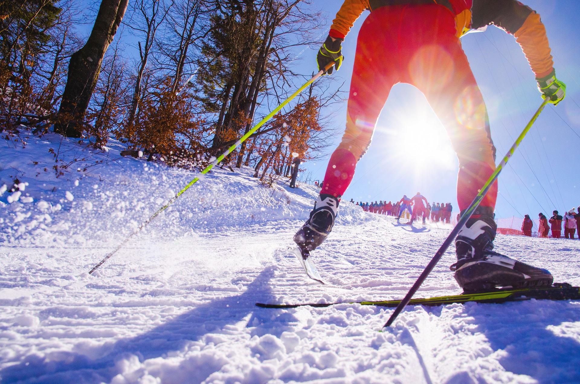 Skifahren in Pyeonchang
