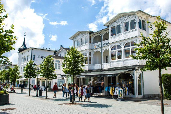 Promenade in Binz | Foto: iStock.com / delray77