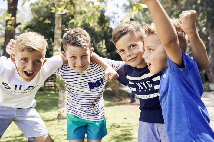 Die TUI MAGIC LIFE Clubhotels bieten Kindern jede Menge Action.