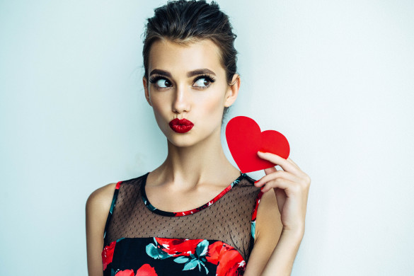 Valentinstag Singles