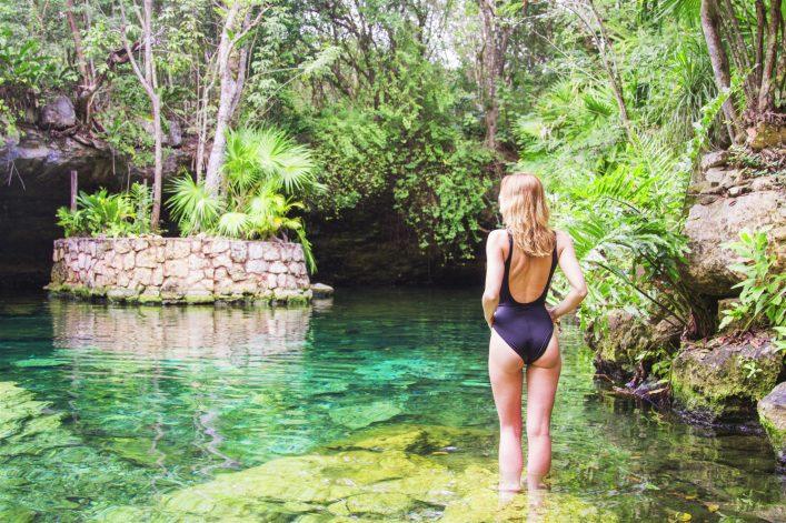 Cenotes in Mexiko