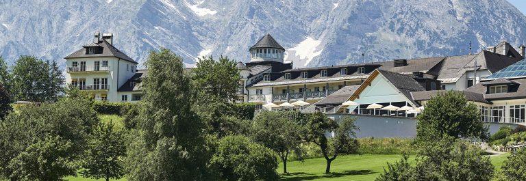 Romantik Hotel Schloss Pichlarn in der Steiermark