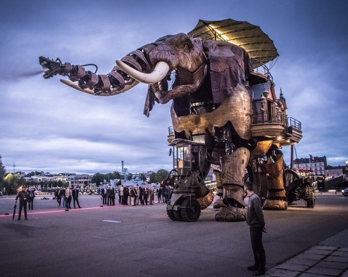 Les Machines de l'île, Nantes © Romain Peneau / LVAN