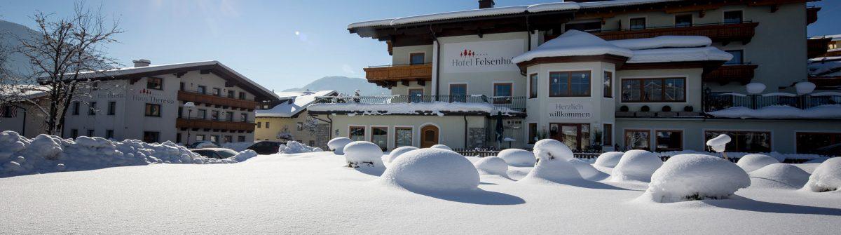 Hotel Felsenhof im Salzburger Land