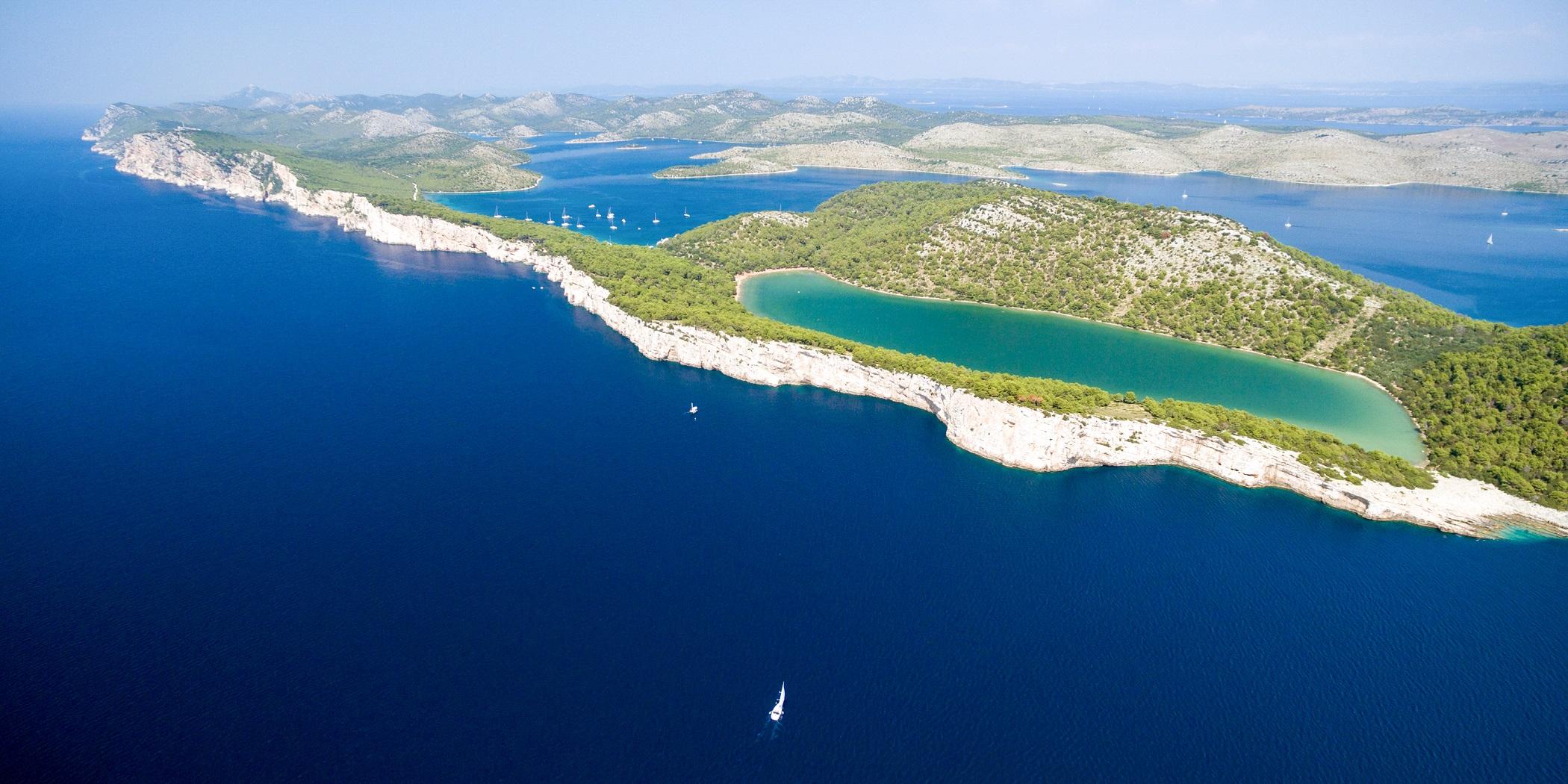 Die kroatische Insel Dugi Otok ist vielen unbekannt, steckt aber voller Schönheit