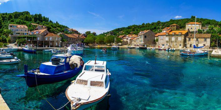 Die kroatische Insel Sipan wartet mit tollen Stränden und einer vielfältigen Natur auf Urlauber
