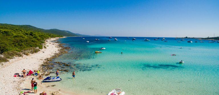 Die Insel Krk ist Kroatiens größte Insel