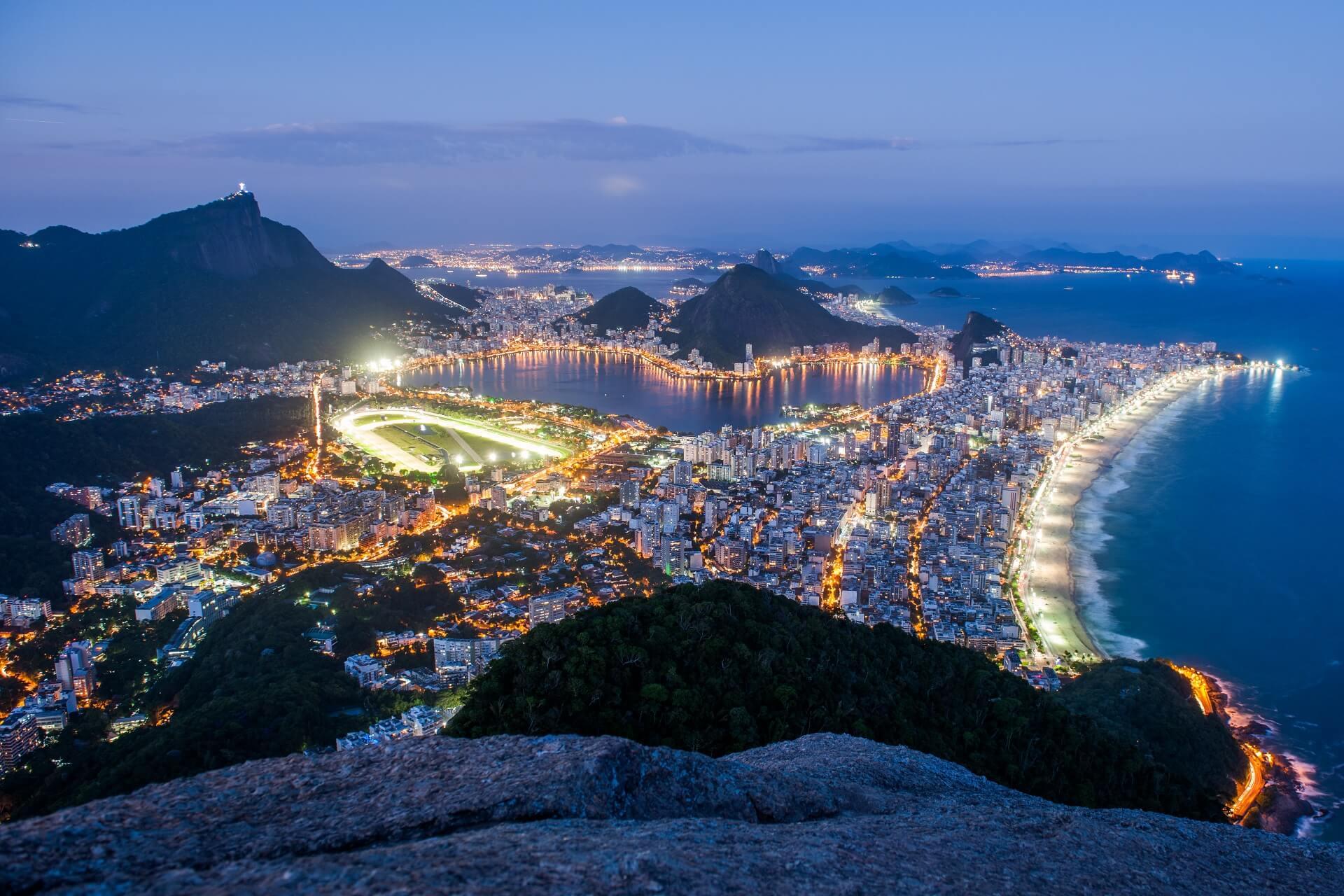 Der schweißtreibende Weg hoch auf den Morro Dois Irmãos lohnt sich definitiv