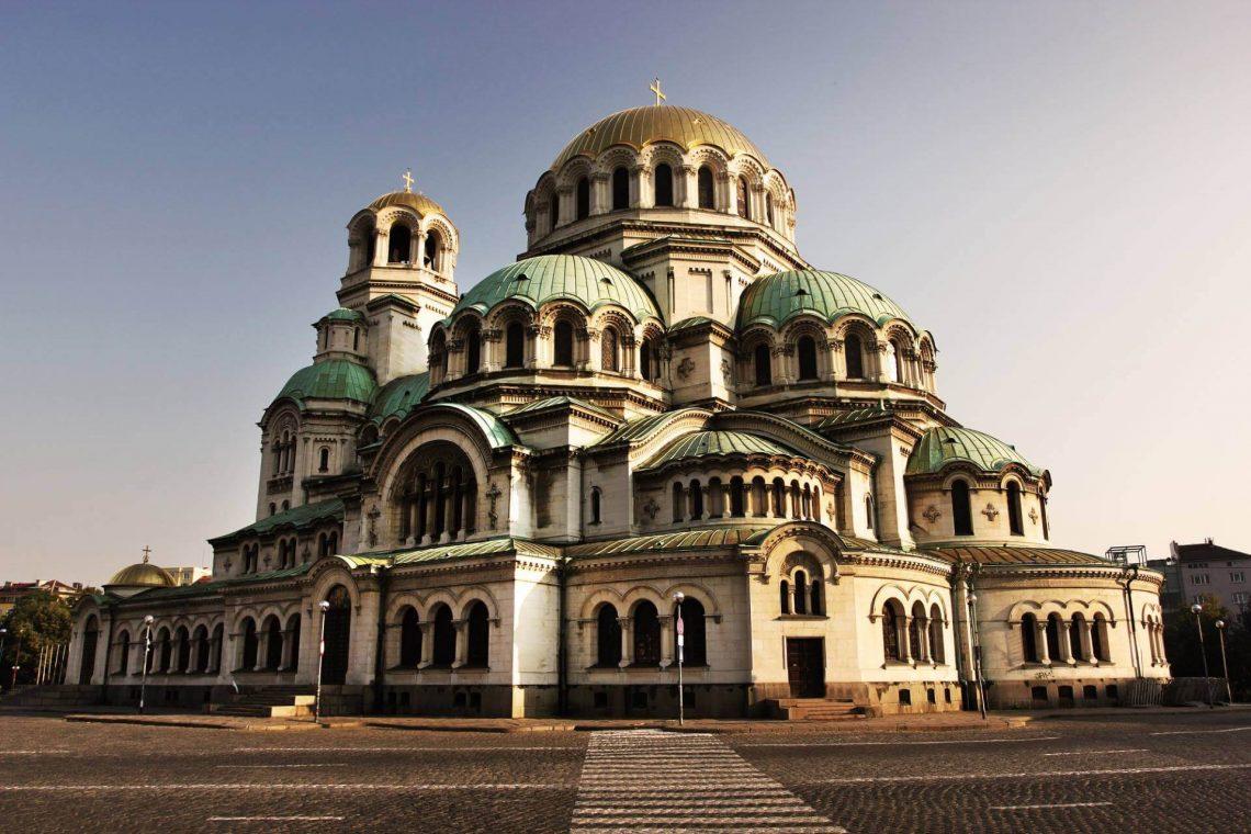 Alexander Nevski-Kathedrale in Sofia, Bulgarien