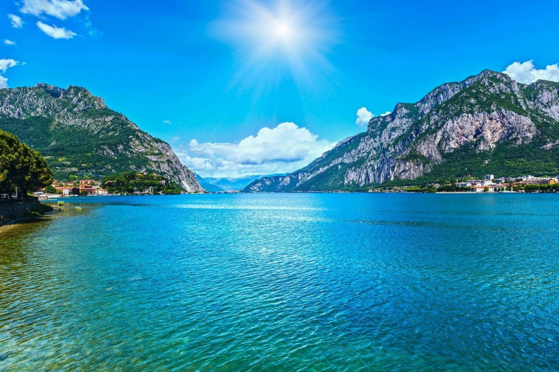Comer See (Italien) im Sommer iStock_76479119_1920x1280_tiny