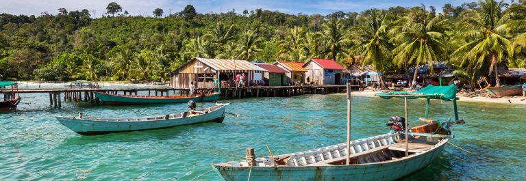 Fishing boats in Kep,Cambodia_shutterstock_120871342 – Copy