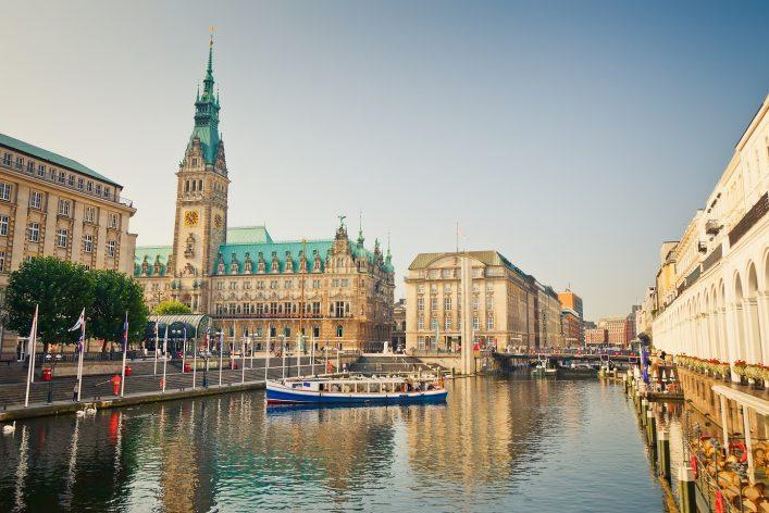 Hafen- und Hansestadt Hamburg