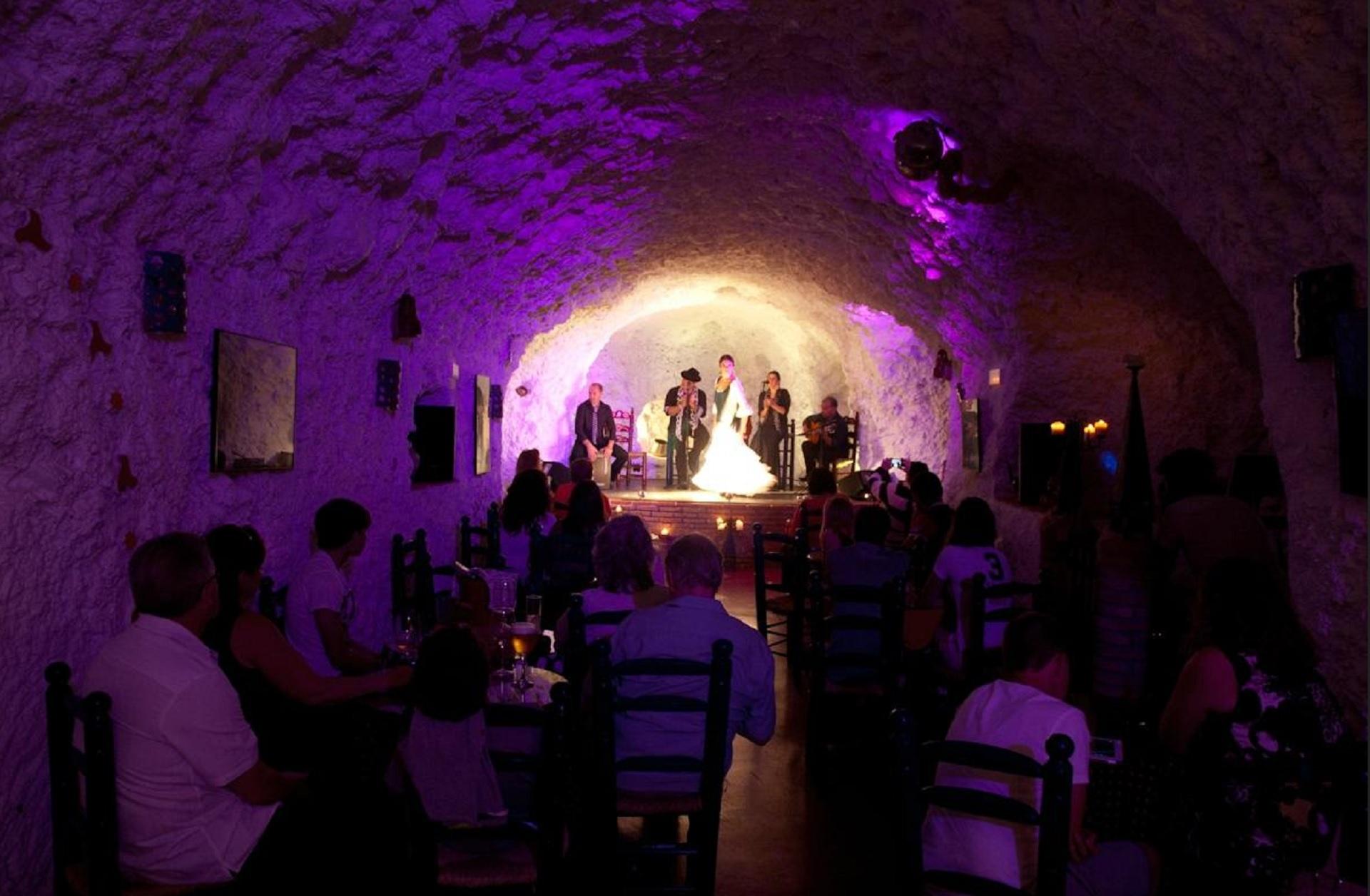 Granada Tipps, Flamenco und Musik in der Höhle