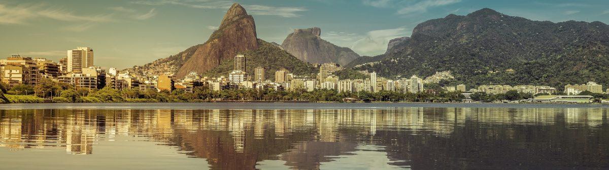 Rio de Janeiro vom Wasser aus