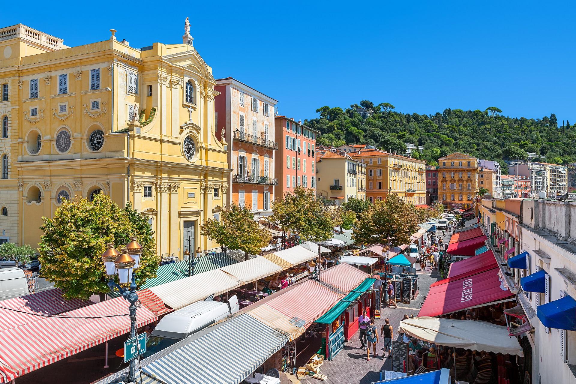Nizza Tipps, Südfrankreich