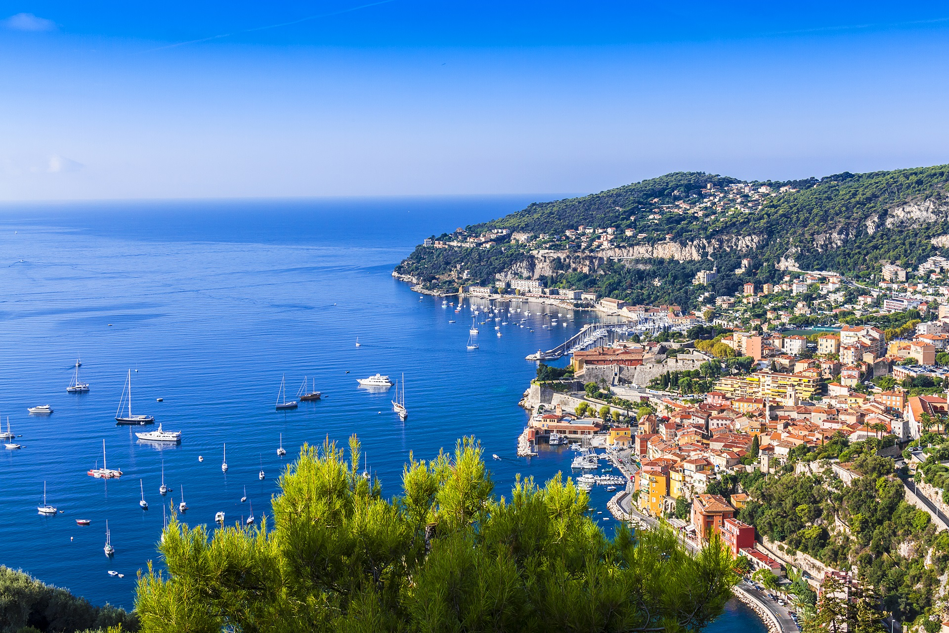 Nizza_Nice best view_Cote d'Azur shutterstock_175577219