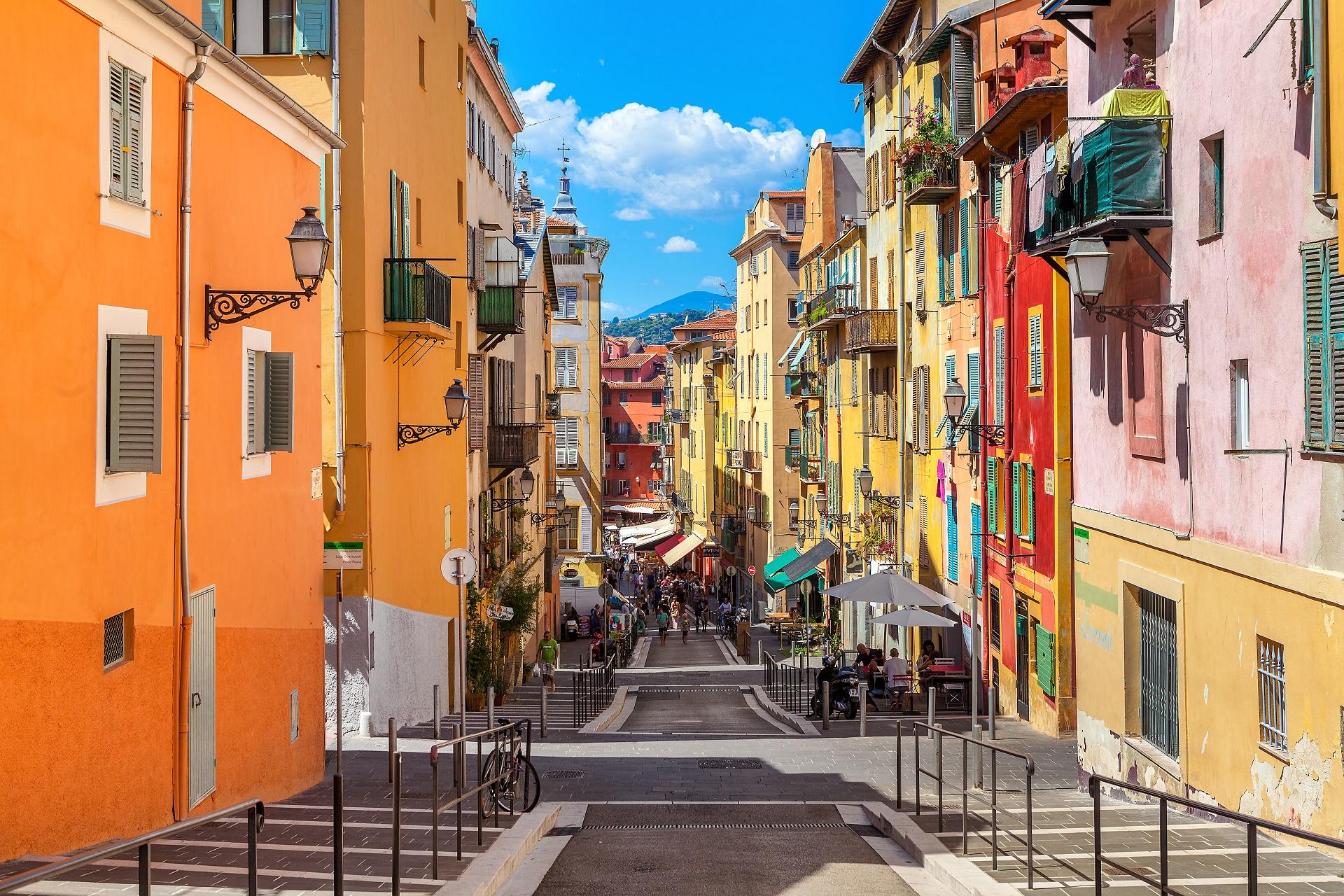 Altstadt von Nizza, Nizza Tipps, Südfrankreich