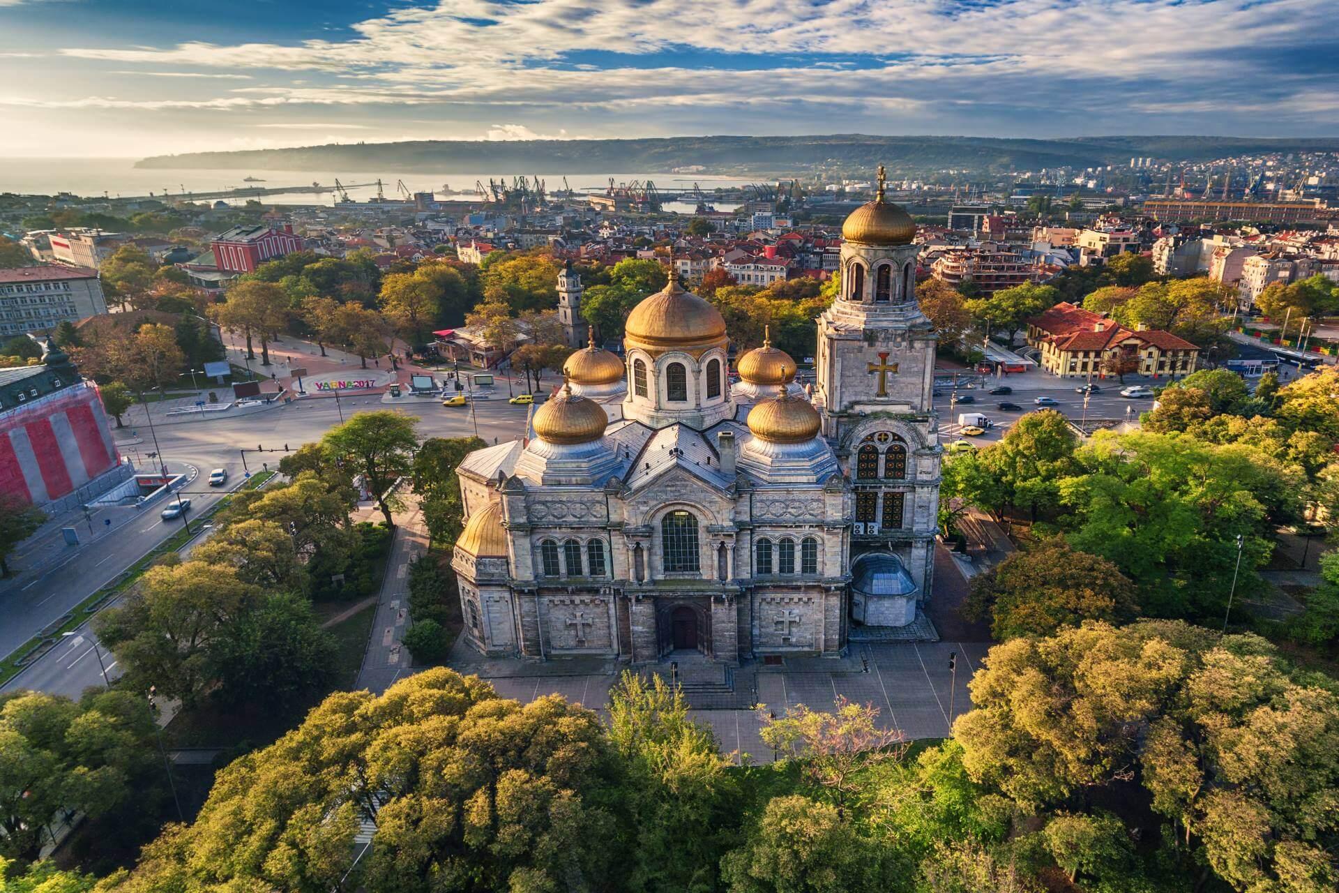Muttergottes-Kathedrale in Warna, Bulgarien