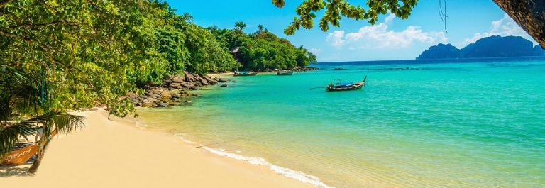Strand auf Khao Lak