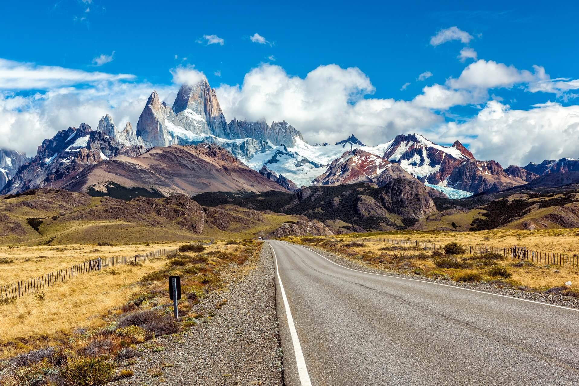 In Argentinien können sich Profibackpacker so richtig ausleben