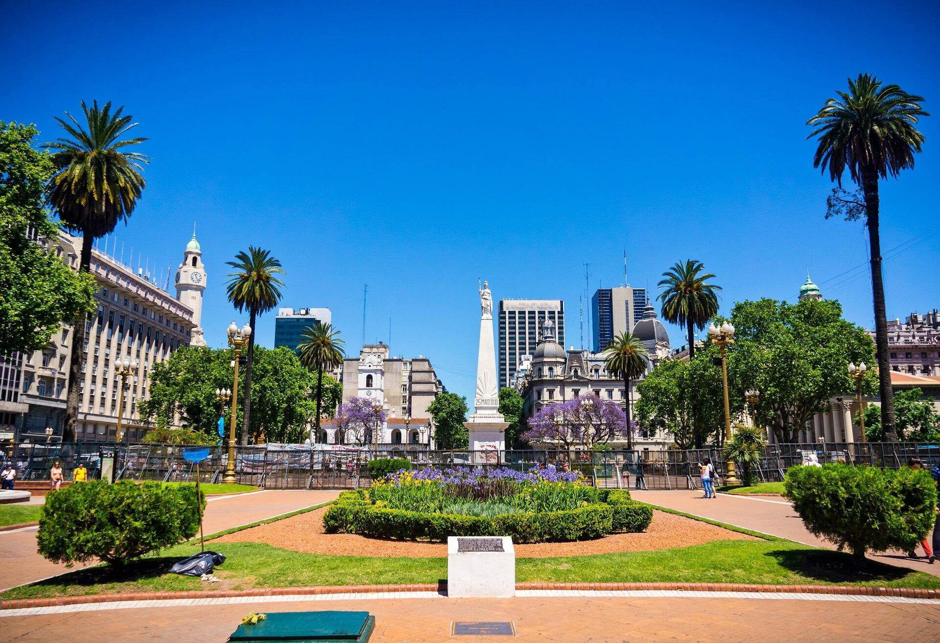 In Buenos Aires erwarten euch tolle Sehenswürdigkeiten