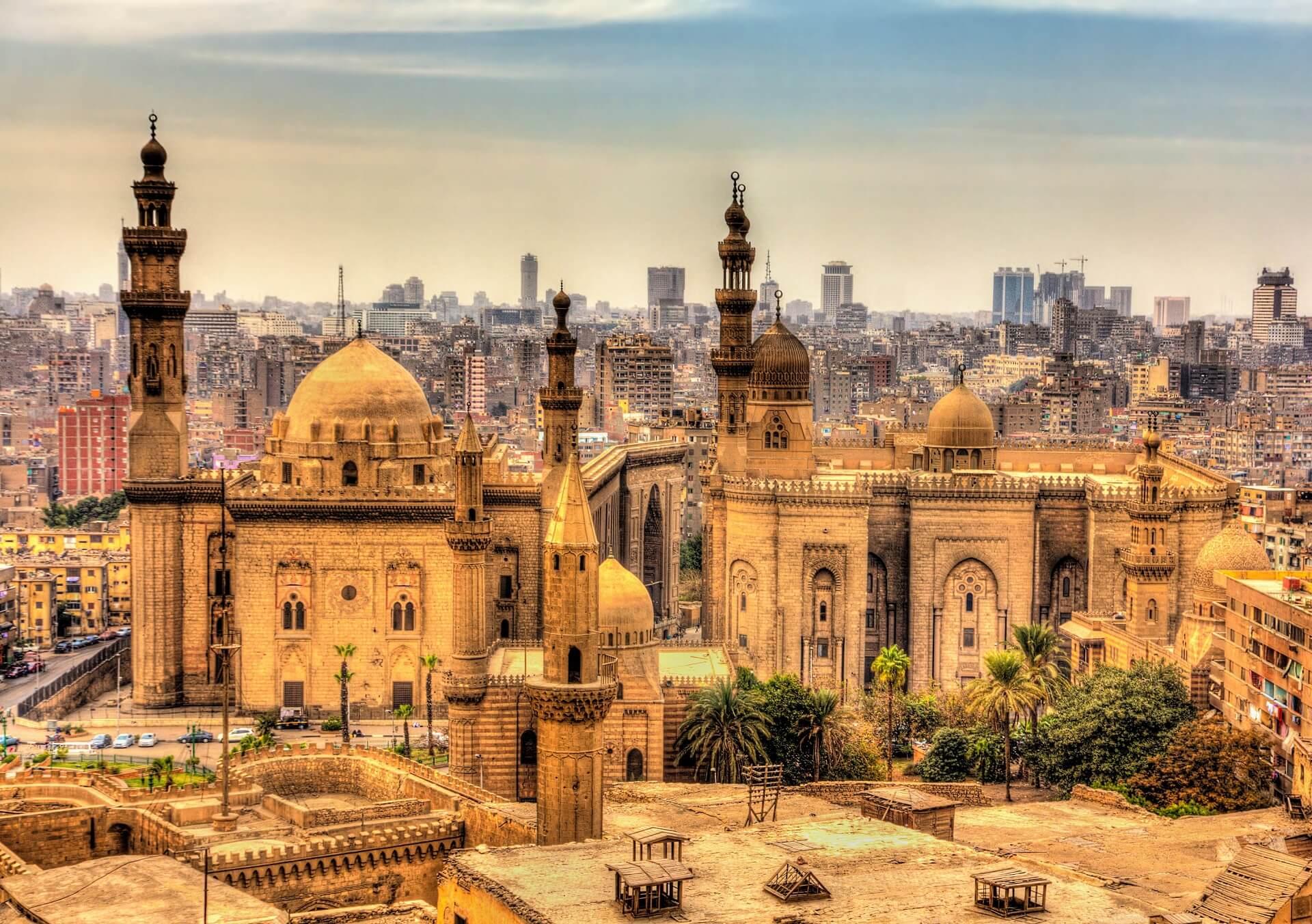 Ägypten zählt übrigens auch zu den Destinationen für Profibackpacker