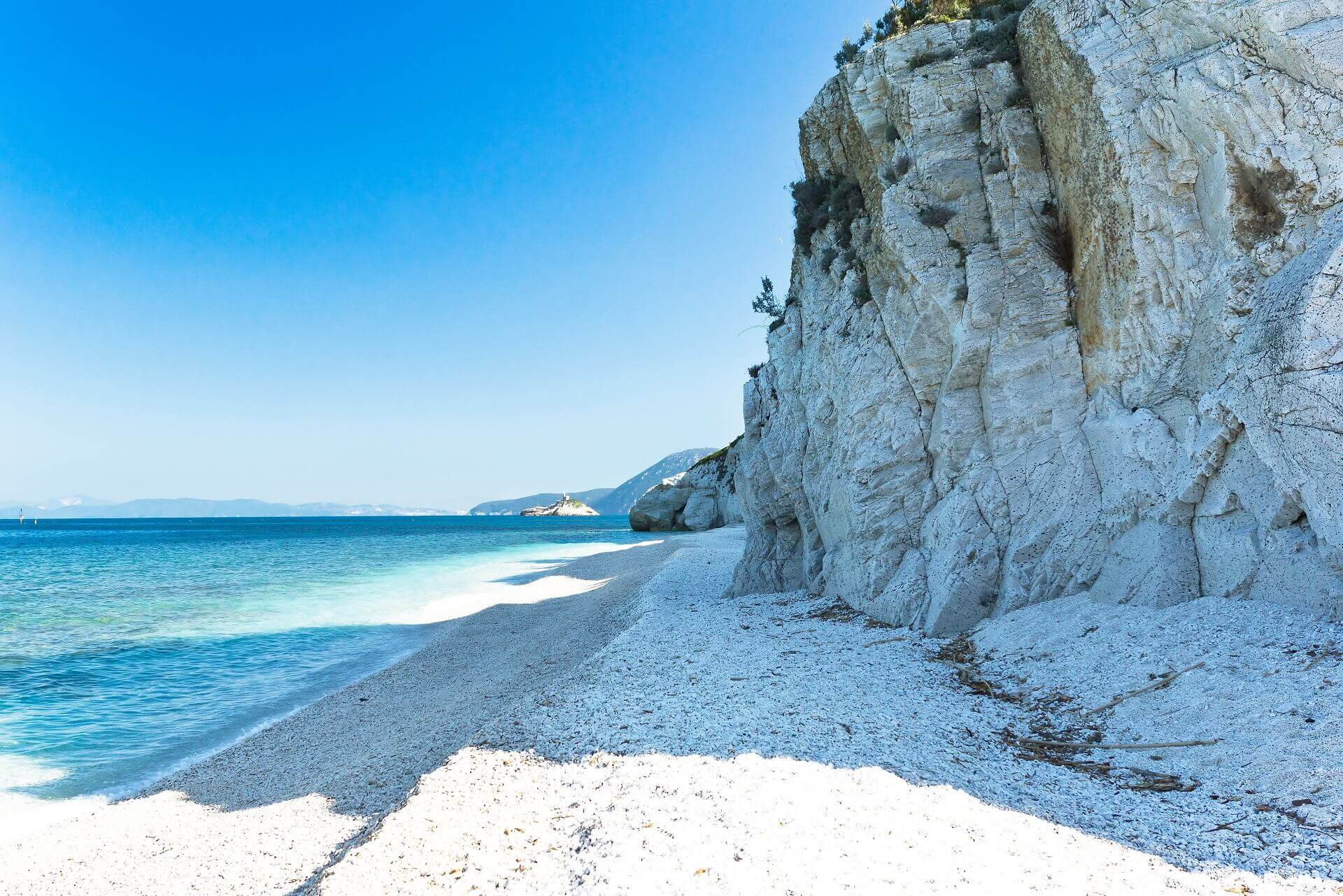 Der Capo Bianco auf Elba hält was sein Name verspricht