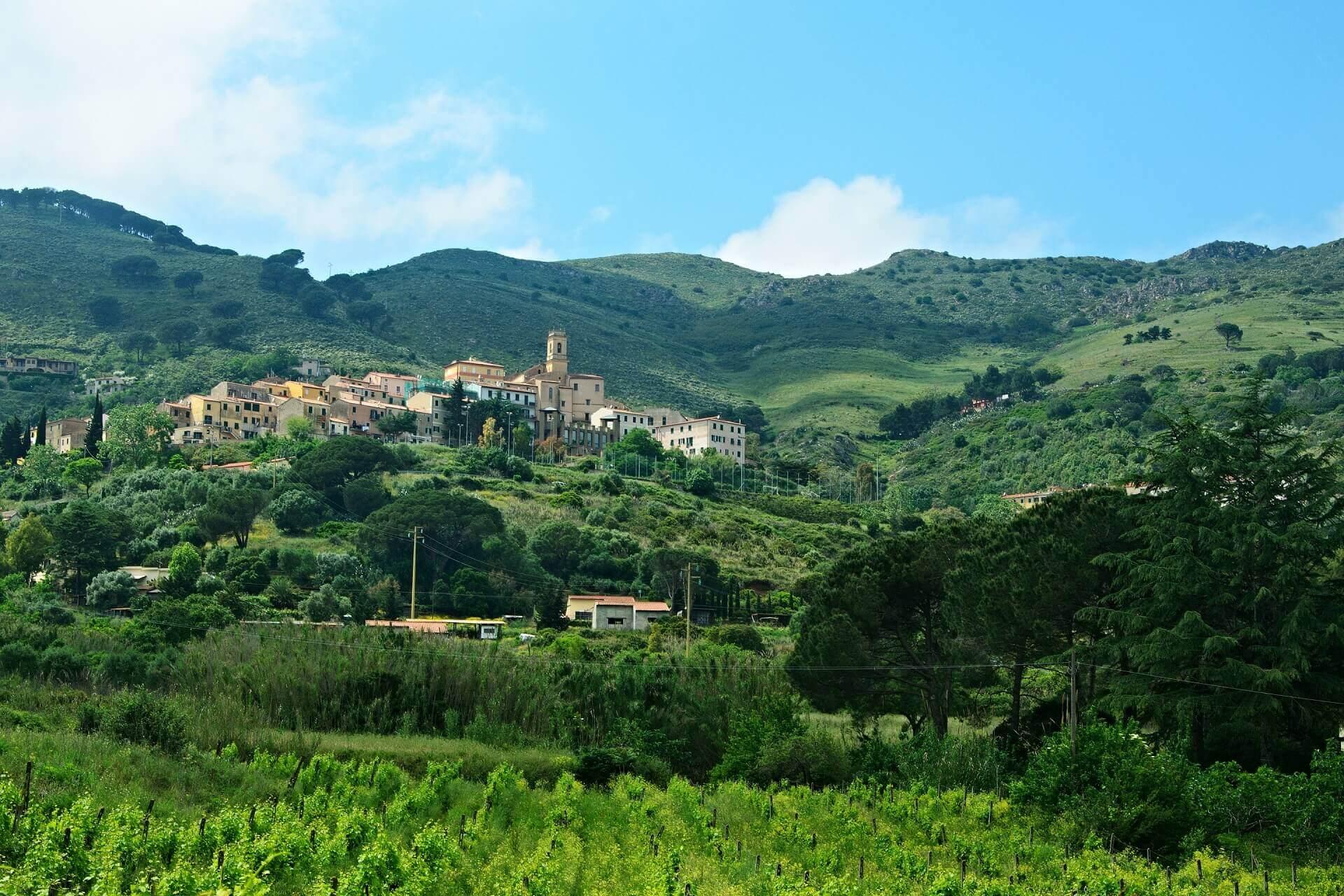 Die Natur von Elba hat viel zu bieten.