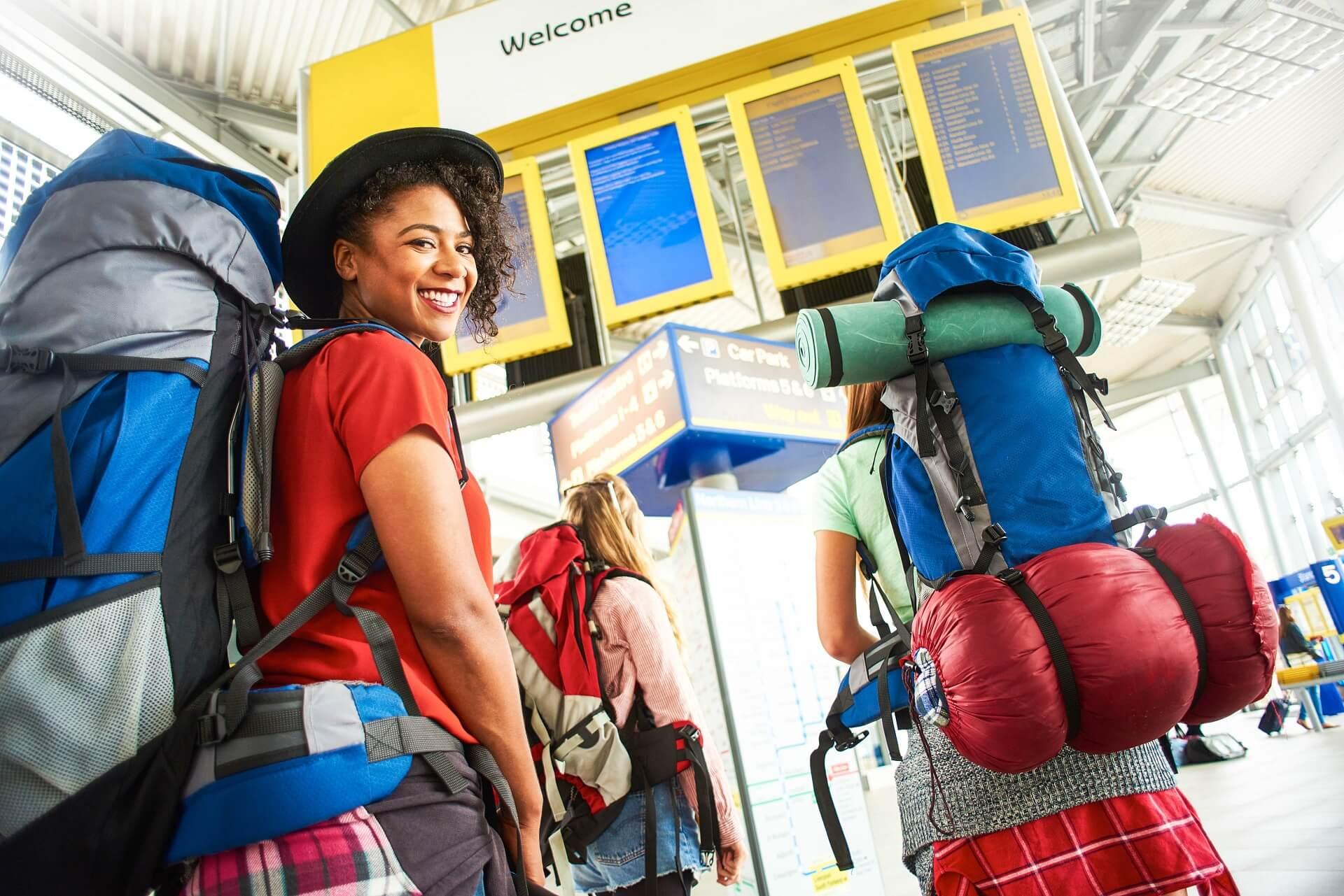 Mit Freunden macht das Backpacking gleich viel mehr Spaß