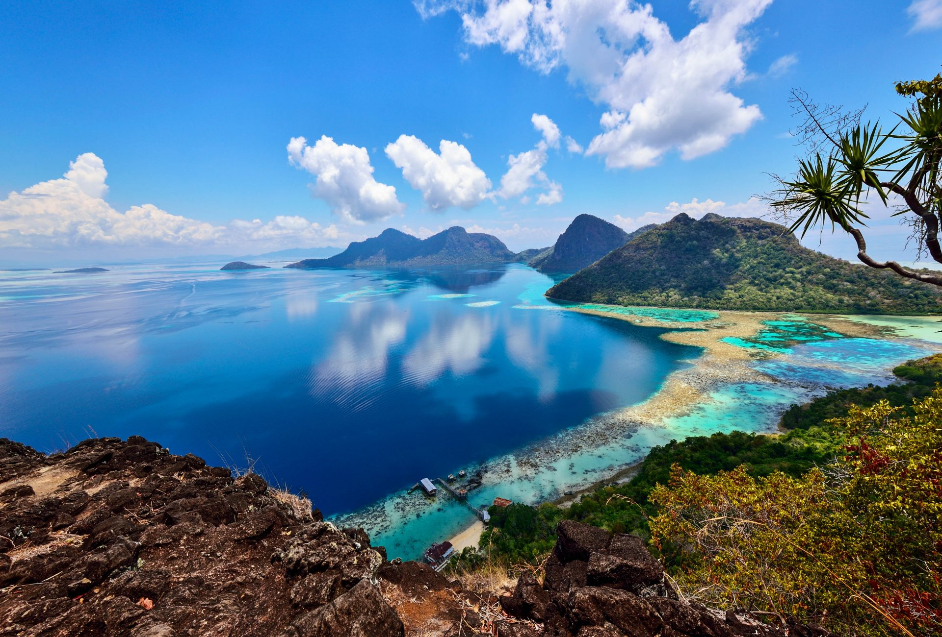 Malaysia ist wunderschön und eine Destination für Profi Backpacker