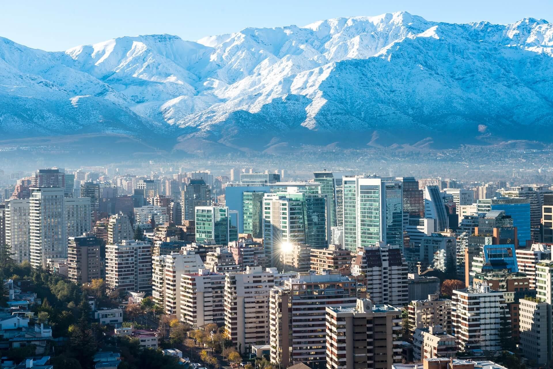 In Chile können Profibackpacker eine Menge erleben
