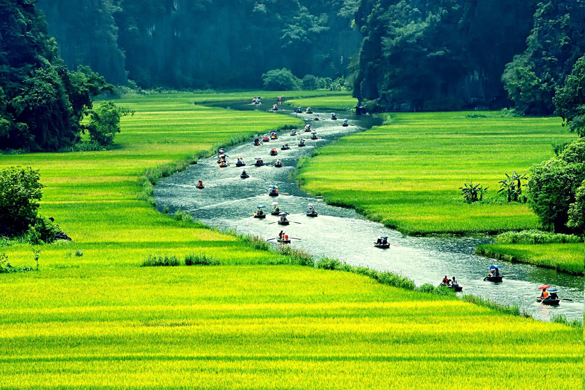 Vietnam überzeugt viele Profibackpacker mit einer unglaublich schönen Natur