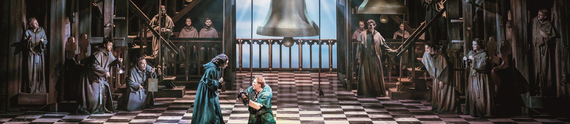 Der Glöckner von Notre Dame - das Musical