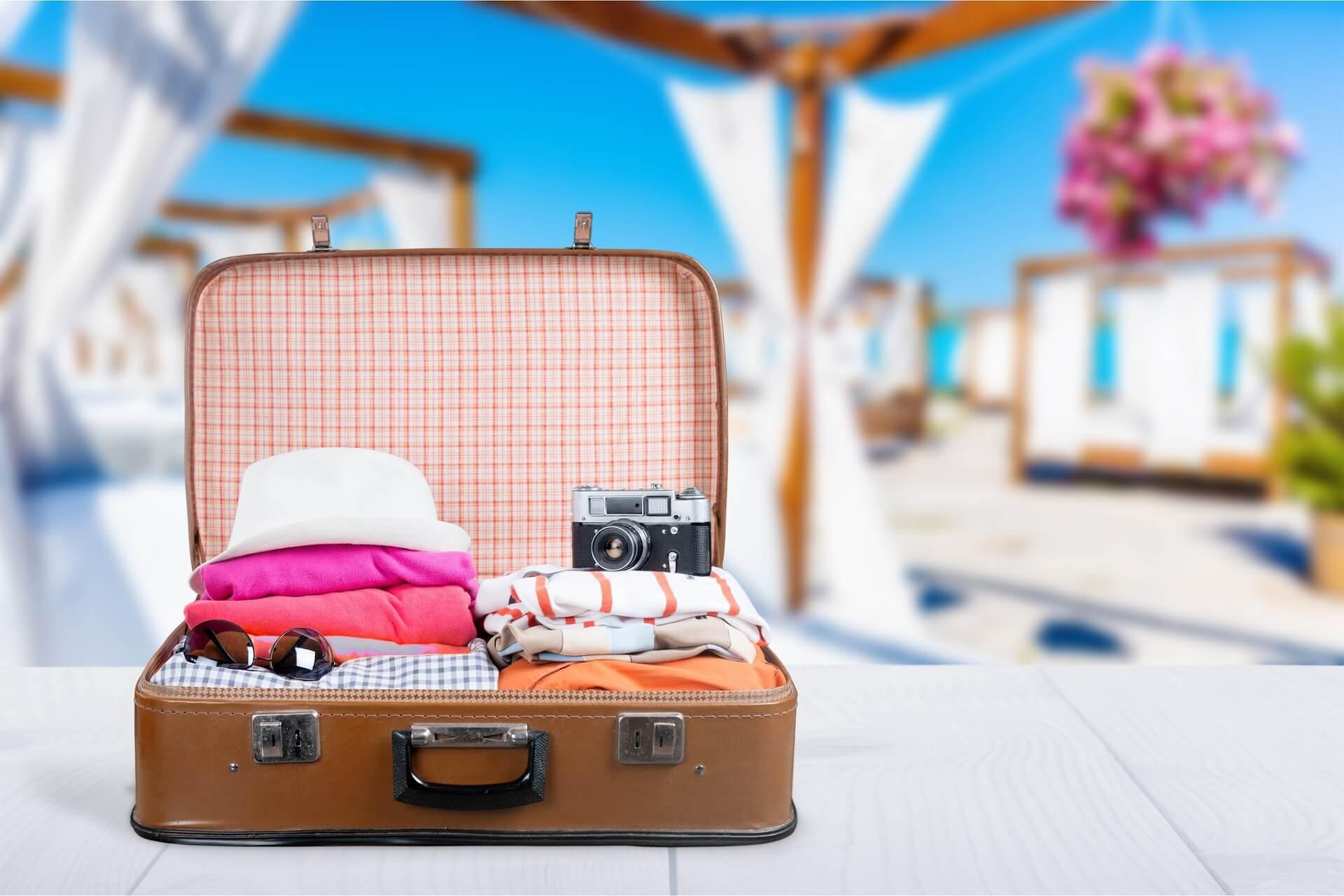 Hier meine Checkliste für den Sommerurlaub, damit ihr nichts wichtiges zu Hause vergesst