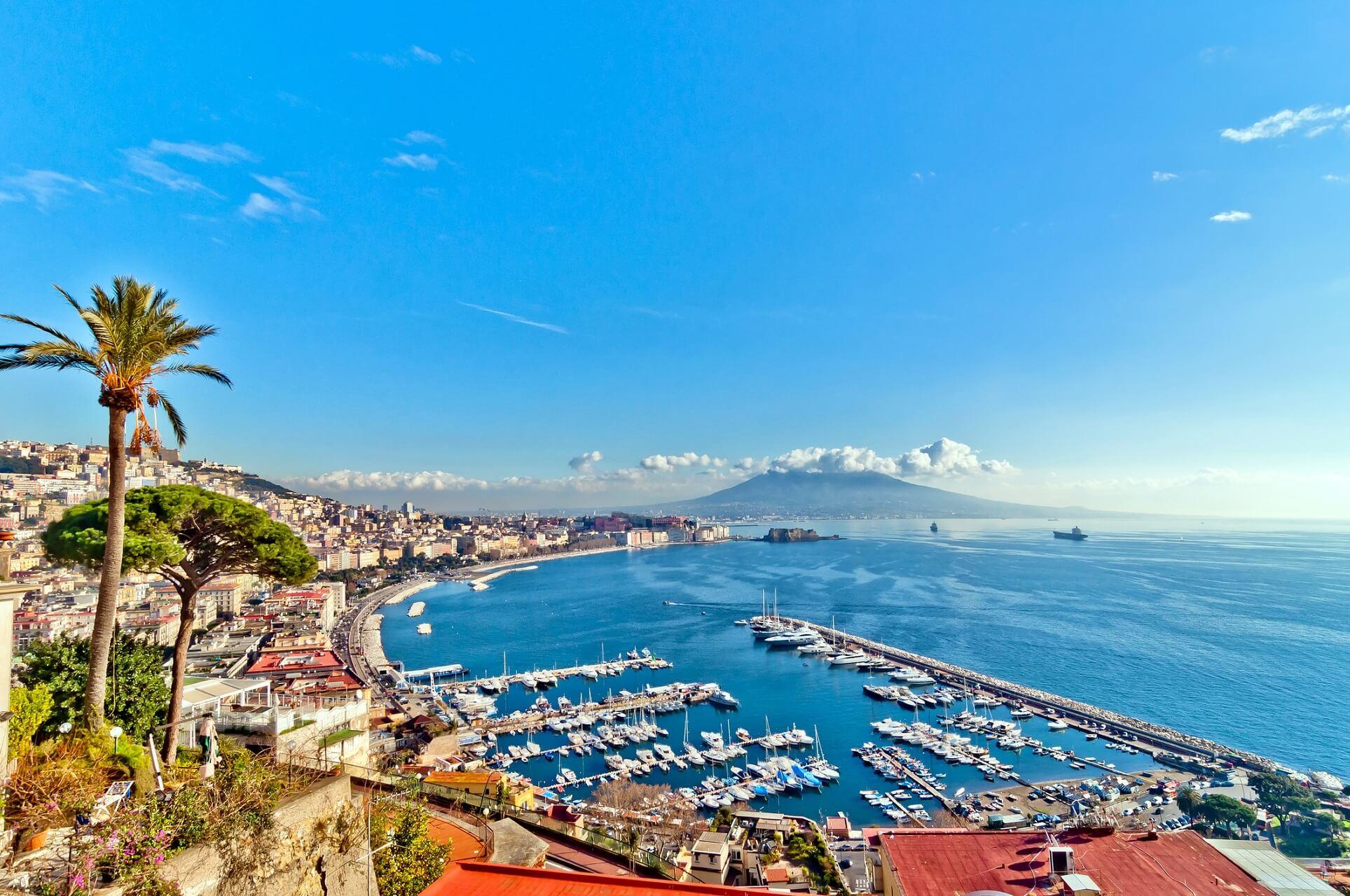 Neapel Unterkunft