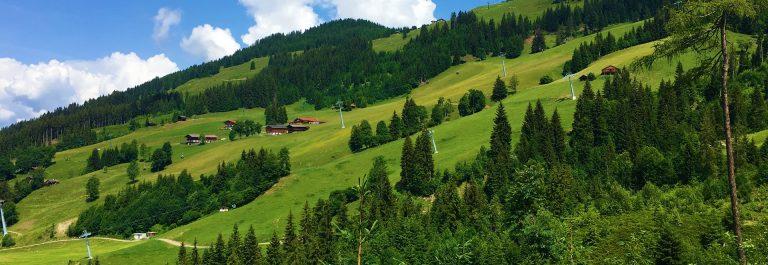 berge tirol wandern österreich sommer