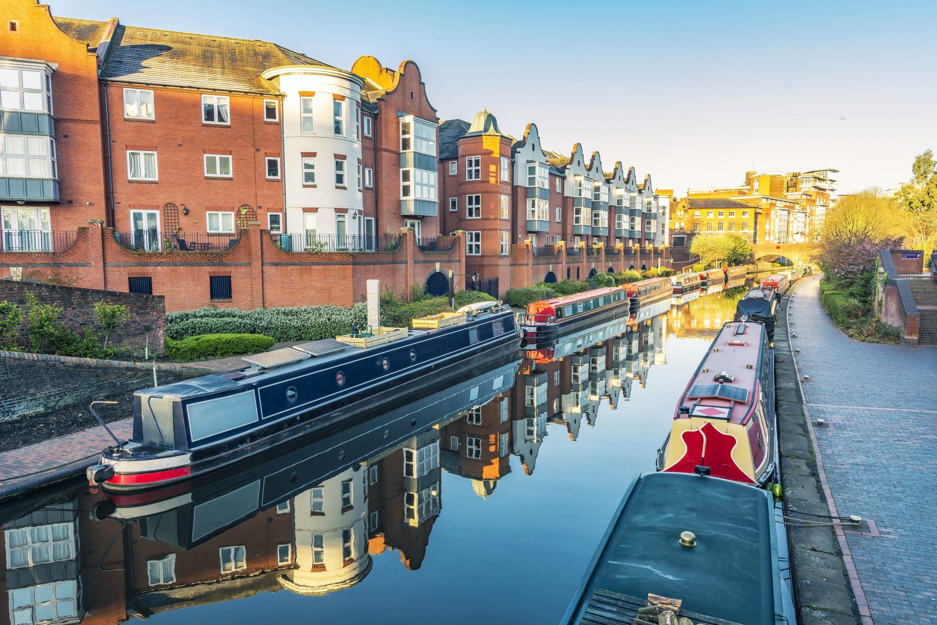FKK Hotels gibt es auch in Birmingham in England