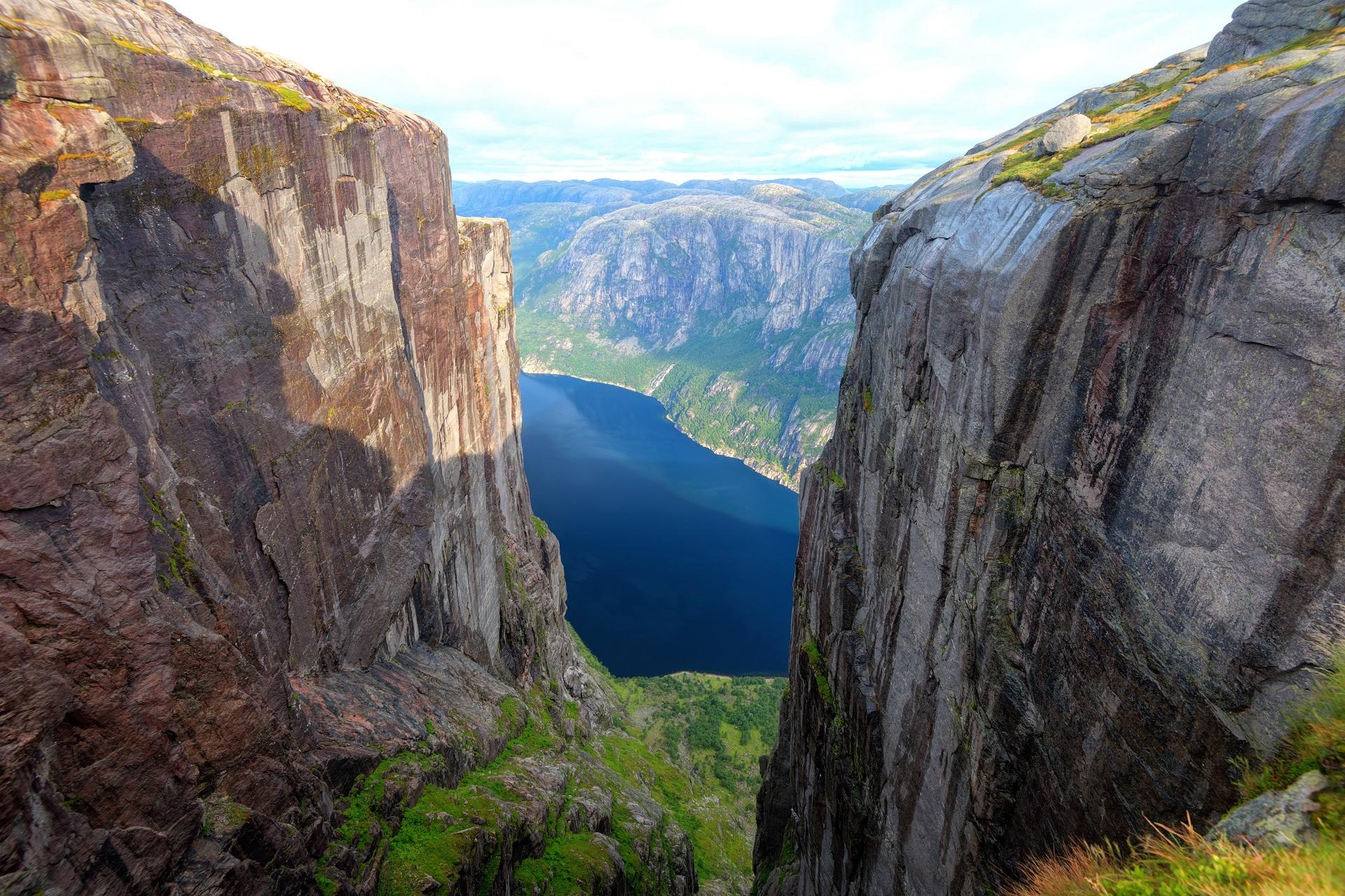Die Natur in Norwegen begeistert viele Menschen