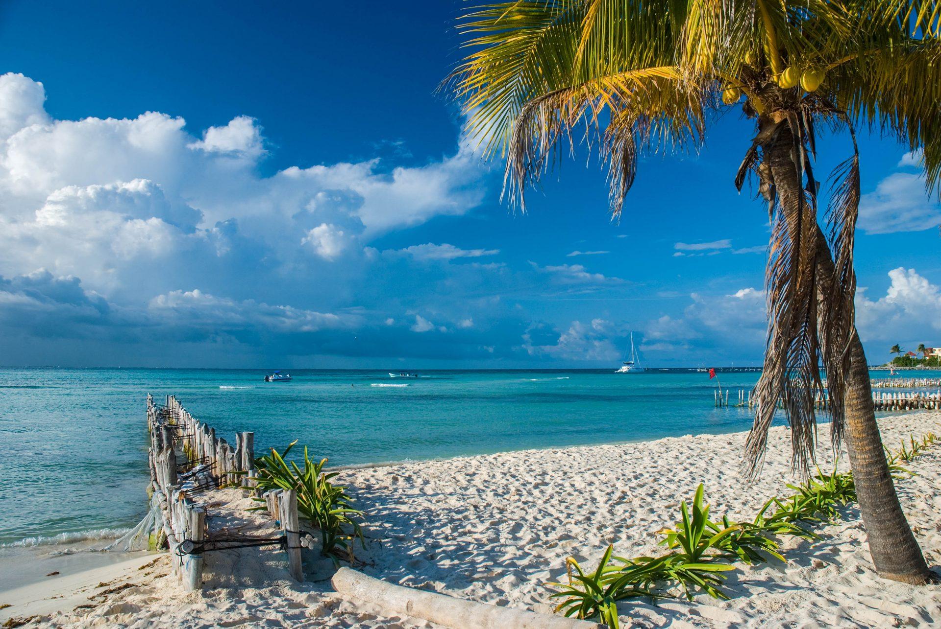 FKK Hotels findet man auch im karibischen Mexiko