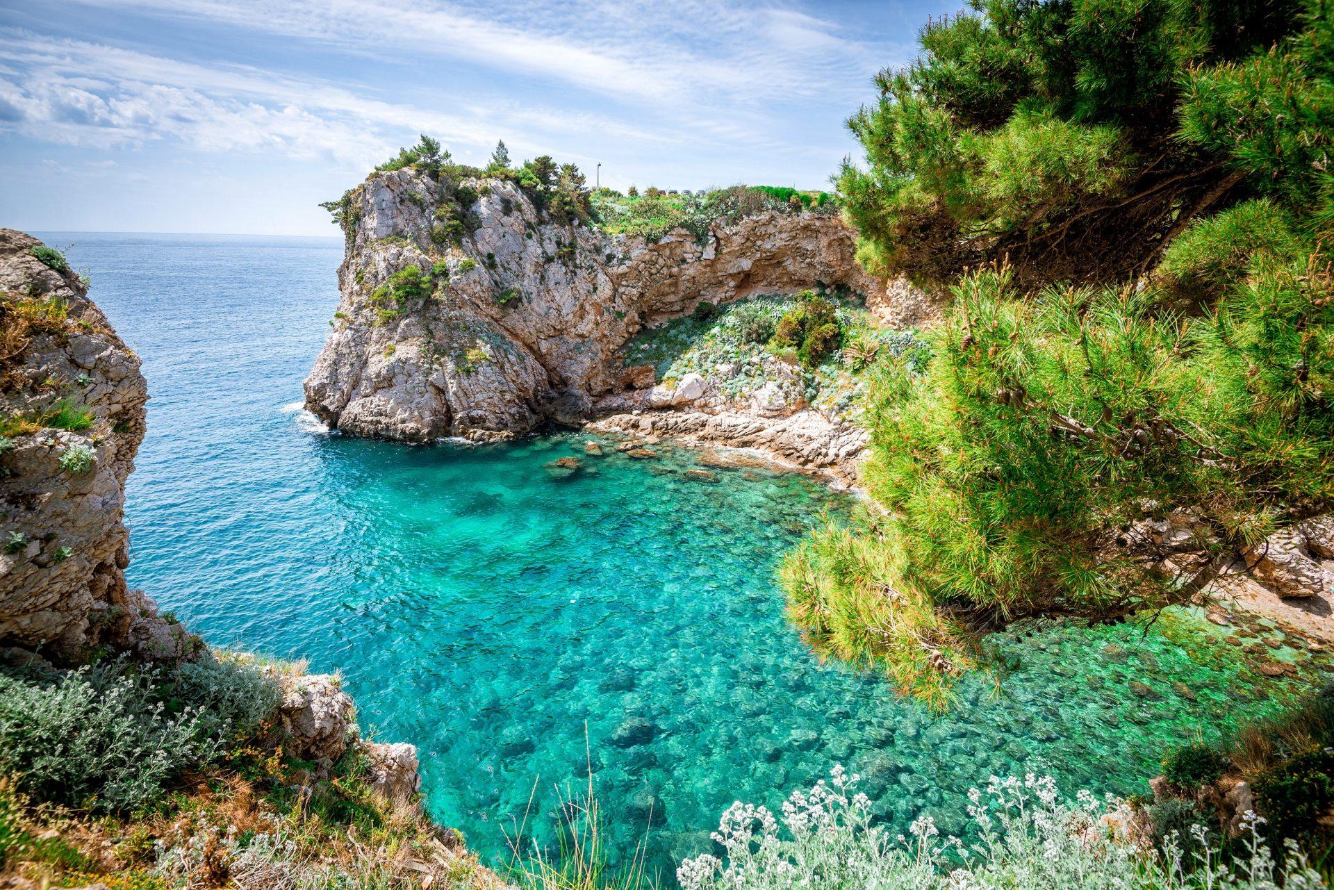FKK Hotels findet ihr auch in Kroatien