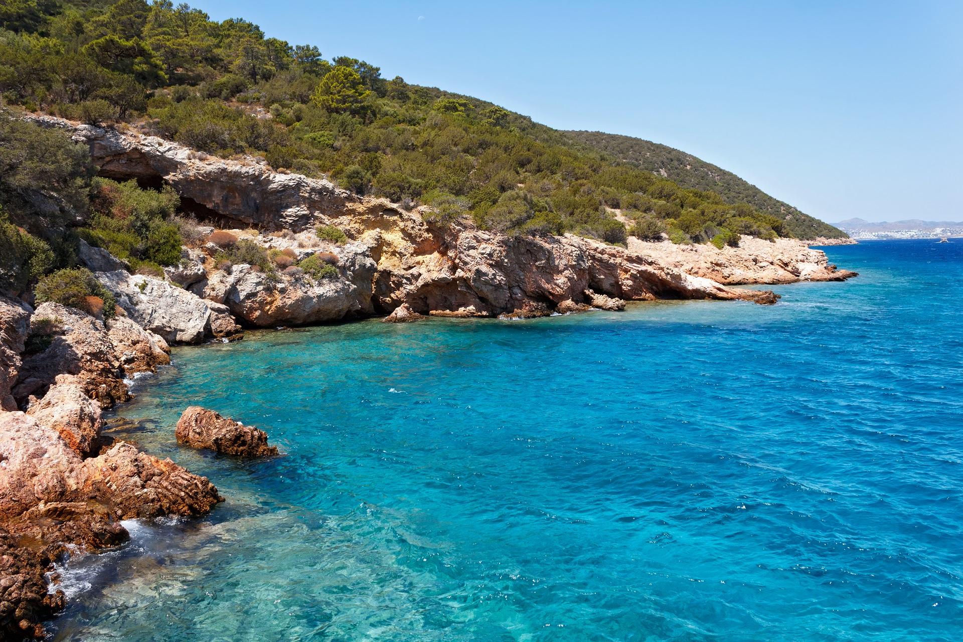 Die Türkische Ägäis begeistert mit ihren Küsten