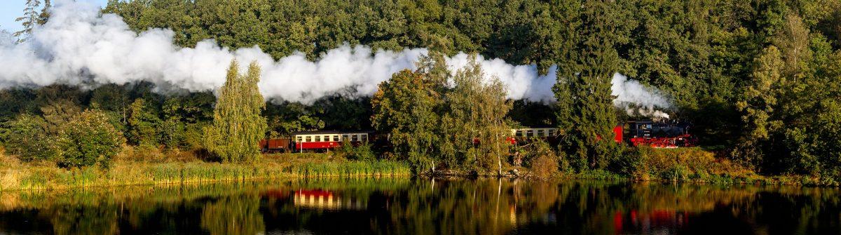 Bahn im Harz