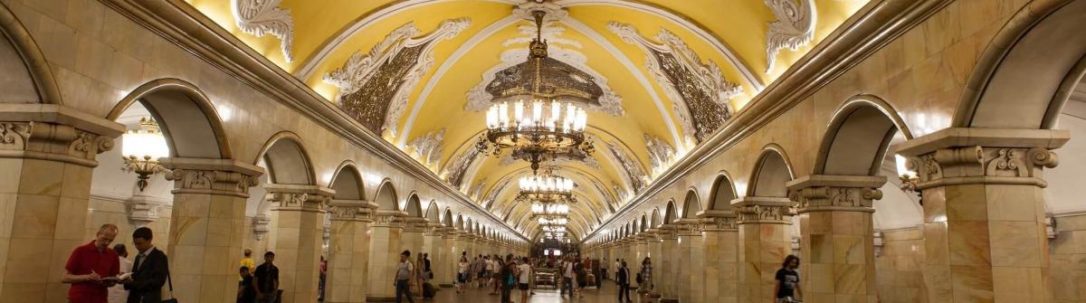 Die spektakulärsten Metrostationen